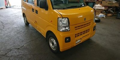 SUZUKI EVERY PA ABS EQUIPPED (HIGF ROOF) 2015