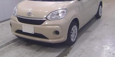 TOYOTA PASSO GL PACKAGE S